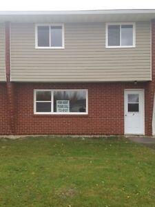 For Rent Three Bedroom Townhouse- Heat Included