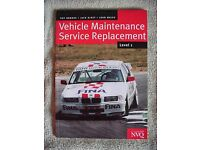 Vehicle maintenance service replacement (Reduced Price)