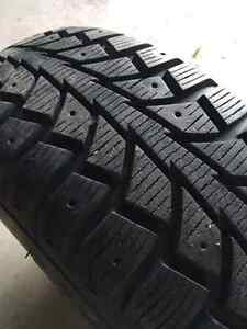 Snow Tires     185/65R14 86S London Ontario image 3