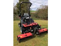 TORO RIDE-ON LAWNMOWER LT3340