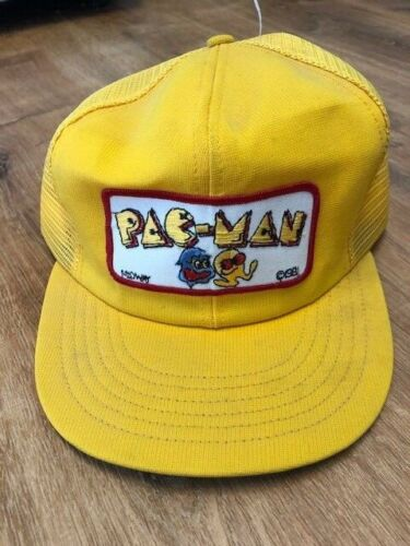 Pac-Man Trucker Hat arcade