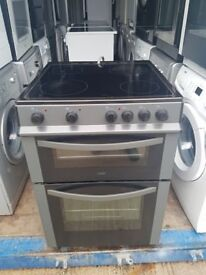 'Logik' Ceramic Top Electric Cooker - Excellent Condition / Free Local Delivery