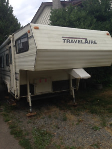 5th Wheel for Sale or Trade for Camper