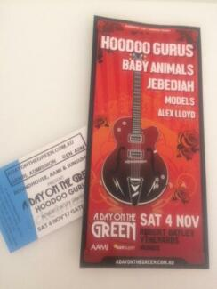A Day on the Green - Hoodoo Gurus Mudgee 4 November 2017