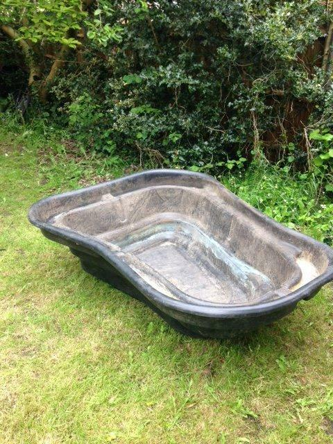 Preformed garden pond buy sale and trade ads great prices for Plastic water garden pond