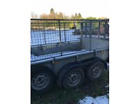 Ifor Williams TWIN AXLE GD85