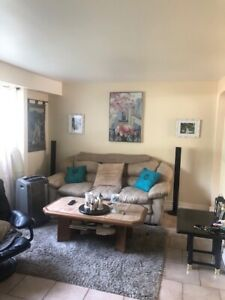 Reduced! Beautiful spacious two bedroom avail. Sept 1