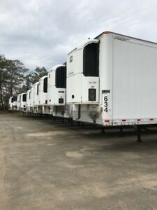 Reefer Trailer Rentals