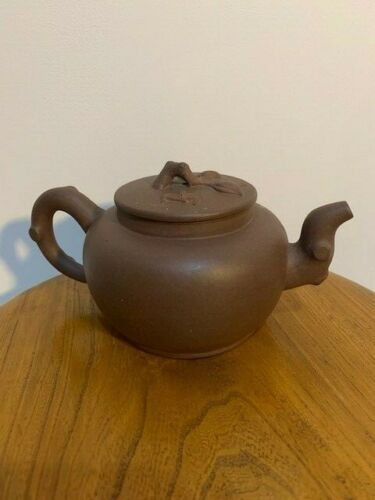 Antique Chinese Yixing Tea Pot - Late Qing Dynasty