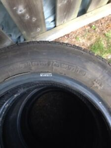 Full set of 185 65 R14 Tires Good Condition