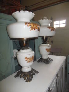 vintage hurricane lamps London Ontario image 9