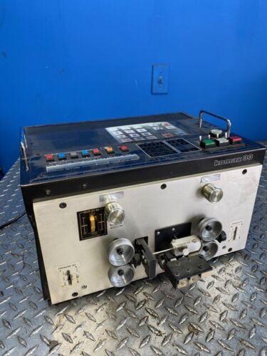 KOMAX 33 KODERA C300 AUTOMATIC WIRE STRIPPER STRIPPING MACHINE (A04)