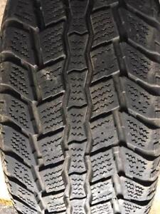 Snow Tires (New Condition)