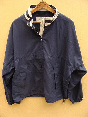 Cutter   Buck Morgan Stanley Wind Rain Weather Mens Jacket Size L Large