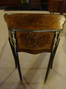 3 Drawer Occasional Table