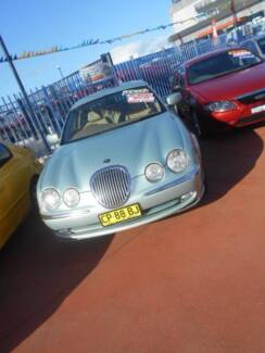 2001 Jaguar S Type V6 SE Sedan Lansvale Liverpool Area Preview