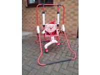 Baby swing indoor/outdoor