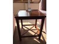 Living room furniture set - 1 x side table 1 x coffee table 1 x tall (hall) table