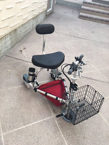 2016 TravelScoot 280 - Mobility Scooter