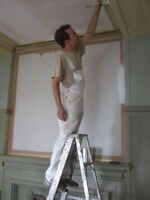 Painter/Assistant Needed - Besoin d'un Peintre/Plâtrier