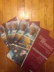 livres en soins infirmiers