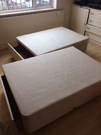 Double duvan base only really good condition collection only