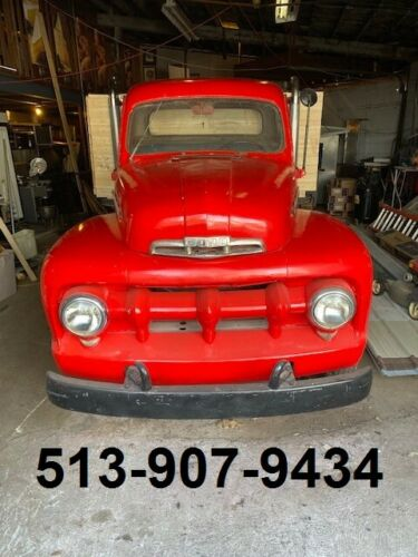 Ultimate Badass Pizza Food Truck 1951 Ford F5 with NSF equipment - Send Offer