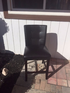 A set of chairs for sale