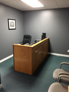 Sunny offices available 835 Topsail Rd professional building