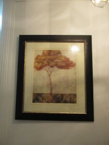Several Large Pictures, Various Sizes