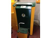 KWB Austrian 30KW biomass boiler suitable for large house with radiators or underfloor heating.