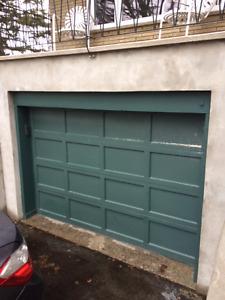 PORTE DE GARAGE COMPLETE-Garage Door Complete