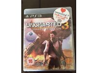 Uncharted 3 for the PS3