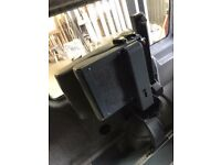 VW Transporter Tip & Fold away Seats