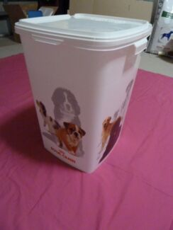 NEW DOG CAT Pet Dry Food Storage Container Tub by Royal Canine Carrara Gold Coast City Preview
