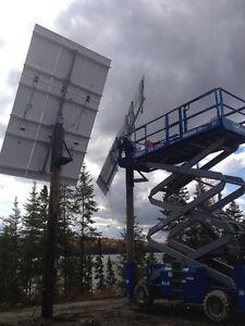 Panneaux solaires et génératrices industrielles Saguenay Saguenay-Lac-Saint-Jean image 2