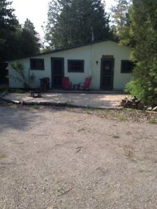 Cottage on Lake Huron, Ipperwash