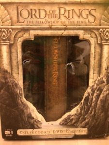 Lord of the Rings Fellowship of the Ring Collector's Edition DVD