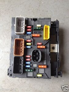 genuine citroen c4 picasso under bonnet fuse box 6500fg ebay Citroen C4 Hatch   35