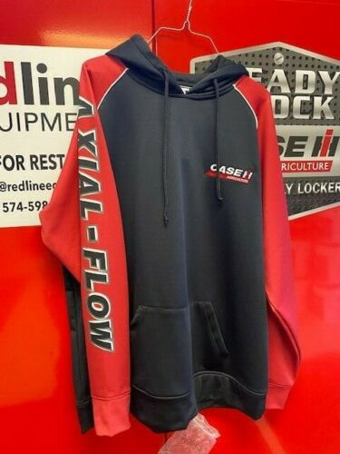 CASE IH-AXIAL FLOW SWEATSHIRT(XL)