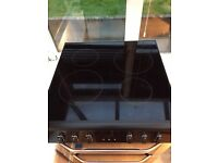Belling Induction hob and Double oven