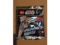 BRAND NEW SET 911617 - PALPATINE'S SHUTTLE STAR WARS DISNEY LEGO
