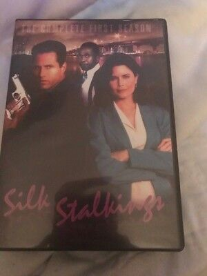 Silk Stalkings - The Complete First Season (DVD, 2004, 4-Disc Set)*FREE SHIPPING