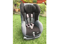 Mothercare MPH childs car seat 0 to 7 years approx