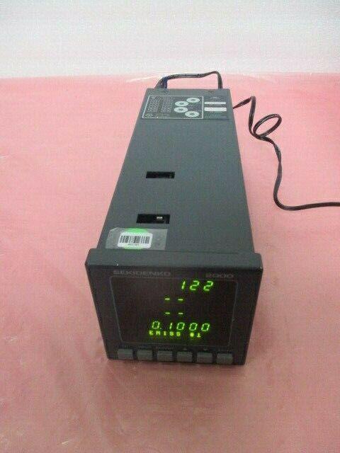 Sekidenko 2000 Optical Fiber Thermometry, AMAT 950-3015-01, Wafer Temp Monitor