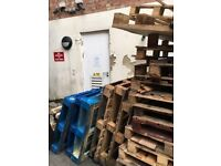 FREE Wooden Palletts - Collection Only
