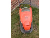 Flymo Hover Mower Turbo Compact 350 Vision