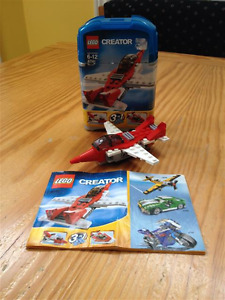 Lego Creator 3-in-1 Mini building sets - gently used