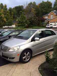 2008 Mercedes-Benz 200-Series B200 Hatchback