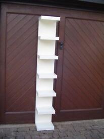 Shelf Unit (Ikea) freestanding or wall mounted 190x30x28cm